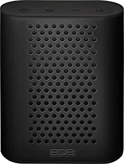 808 TLS H2O Portable Bluetooth Speaker Black