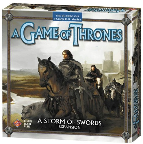 Game of Thrones A A Storm of Swords Expansion