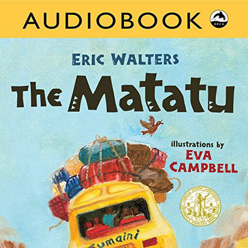 The Matatu audiobook cover art