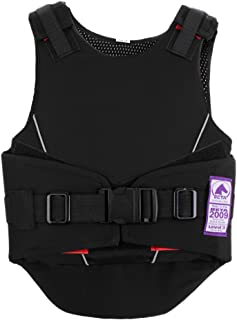 MonkeyJack Equestrian Horse Riding Safety Vest Protective Vest Body Protector for Kids - S/M/L