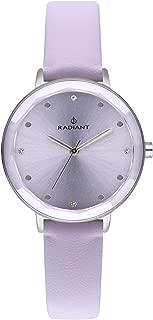 Radiant katrine Womens Analog Quartz Watch with Leather bracelet RA467609