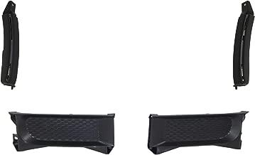 Front Bumper Side Retainer Bracket Filler Bezel (w/o Tow Hook Hole) Fits Dodge Ram 1500 Pickup 2013-2018 CH1037112