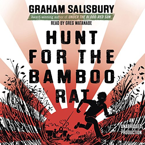 Hunt for the Bamboo Rat audiobook cover art