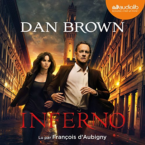 Inferno (Robert Langdon 4) audiobook cover art