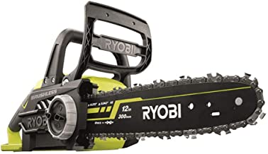 Sponsored Ad – Ryobi OCS1830 18 V 30 cm Bar ONE+ Cordless Brushless Chain Saw