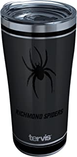 Tervis University of Richmond Spiders Insulated Tumbler, 20oz - Stainless Steel, Blackout