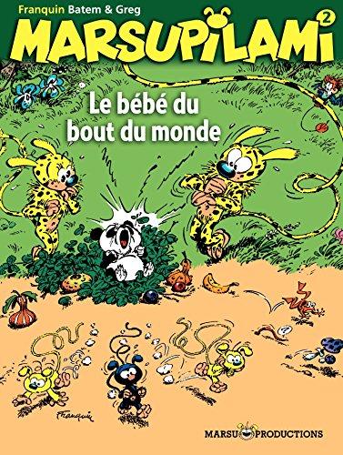 Marsupilami - Tome 2 - Le bébé du bout du monde (French Edition)