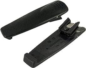 Belt Clip for Motorola CP110 RDU2020 RDU2080D RDU4100 RDU4160D RDV2020 RDV5100 EP150 Portable Two Way Radio RLN6307 Clip Replacement