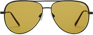 Quay Australia SAHARA Women's Sunglasses Oversized Aviator Sunnies