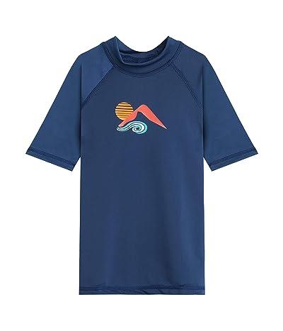 Kanu Surf Jade UPF 50+ Sun Protective Rashguard Swim Shirt (Little Kids/Big Kids)