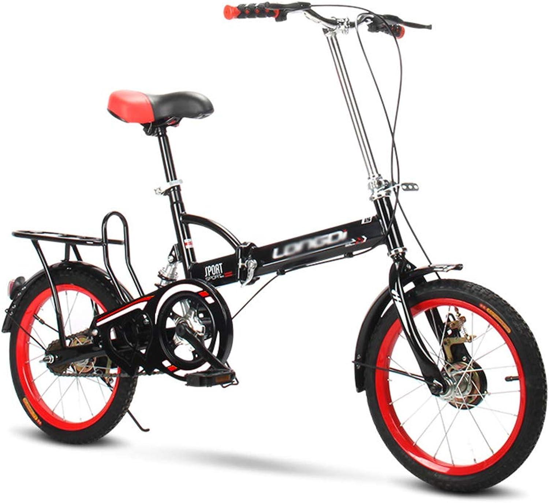 Bikes Folding for Adults Bicycles Aluminium Frame Disc Brake