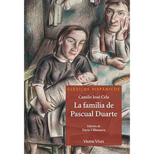 La Familia De Pascual Duarte (Clásicos Hispánicos): Amazon.es ...