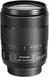 Canon EF-S 18-135mm f/3.5-5.6 IS USM SLR Lens for Cameras