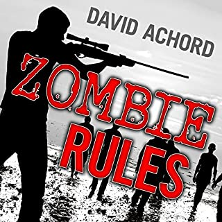 Zombie Rules: Zombie Rules, Book 1 audiobook cover art