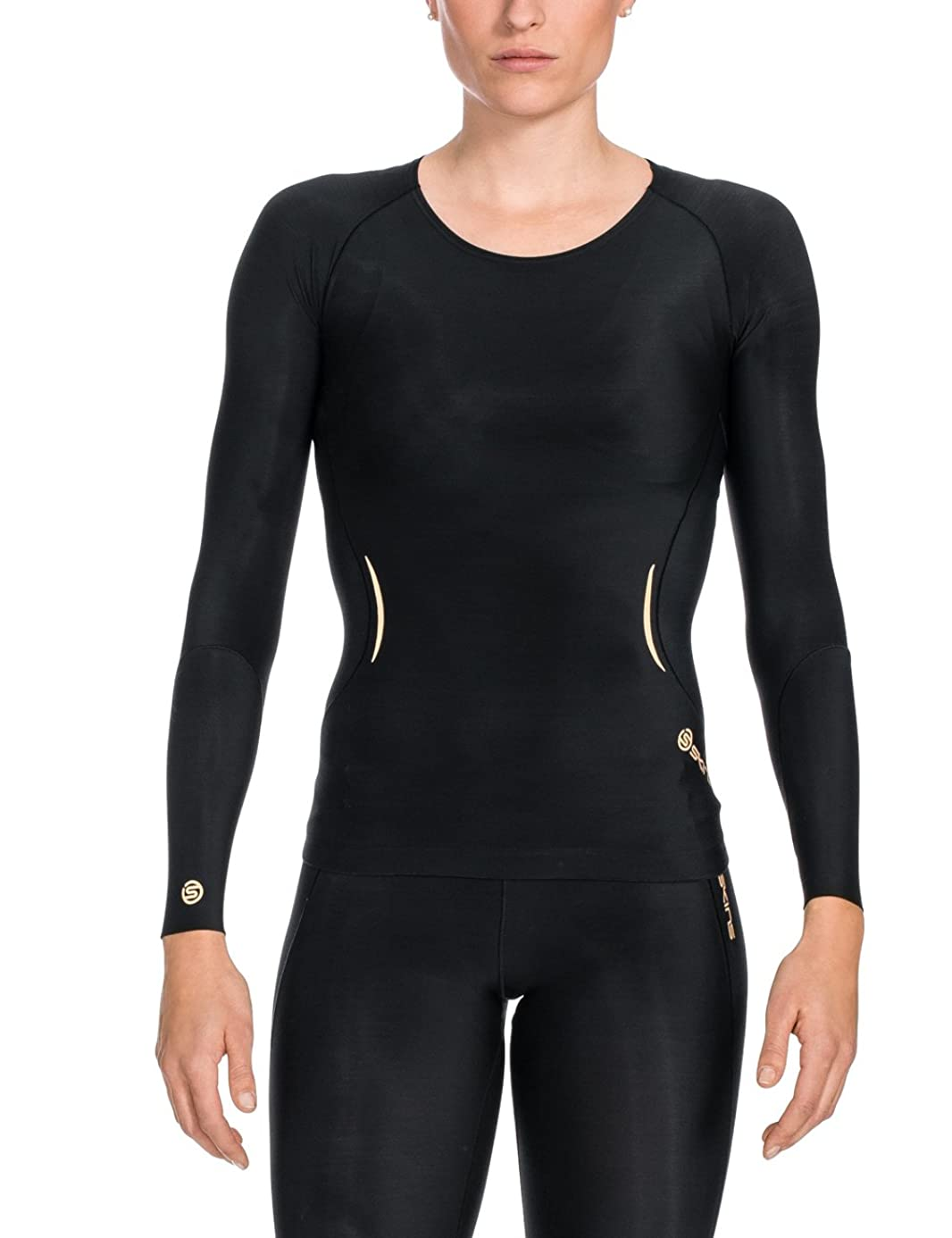 Skins Women's A400 Long Sleeve Compression Top