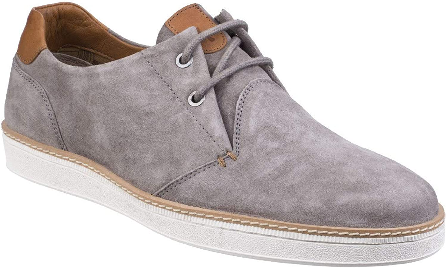 Gabicci Mens Curtis Bellows Tongue Derby Suede Lace up schuhe  | Genialität