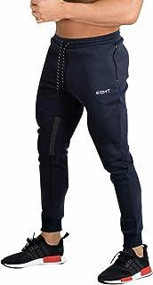 kiden ジム ウェア メンズ トレーニングパンツ スキニー ロング パンツ ジョガーパンツ スウェットズボン ランニング 筋トレ フィットネス スウェットパンツ アクティブ アウトドア