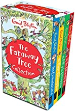 the magic faraway tree book series
