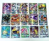 Carte Pokemon Sun & Moon: le rare carte GX da 60 pezzi, il miglior regalo (lingua italiana non garantita): più che raro, irripetibile. Le carte sono tutte rare carte GX, comprese le carte multiple oro.