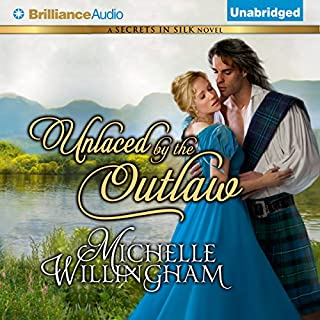 Unlaced by the Outlaw audiobook cover art