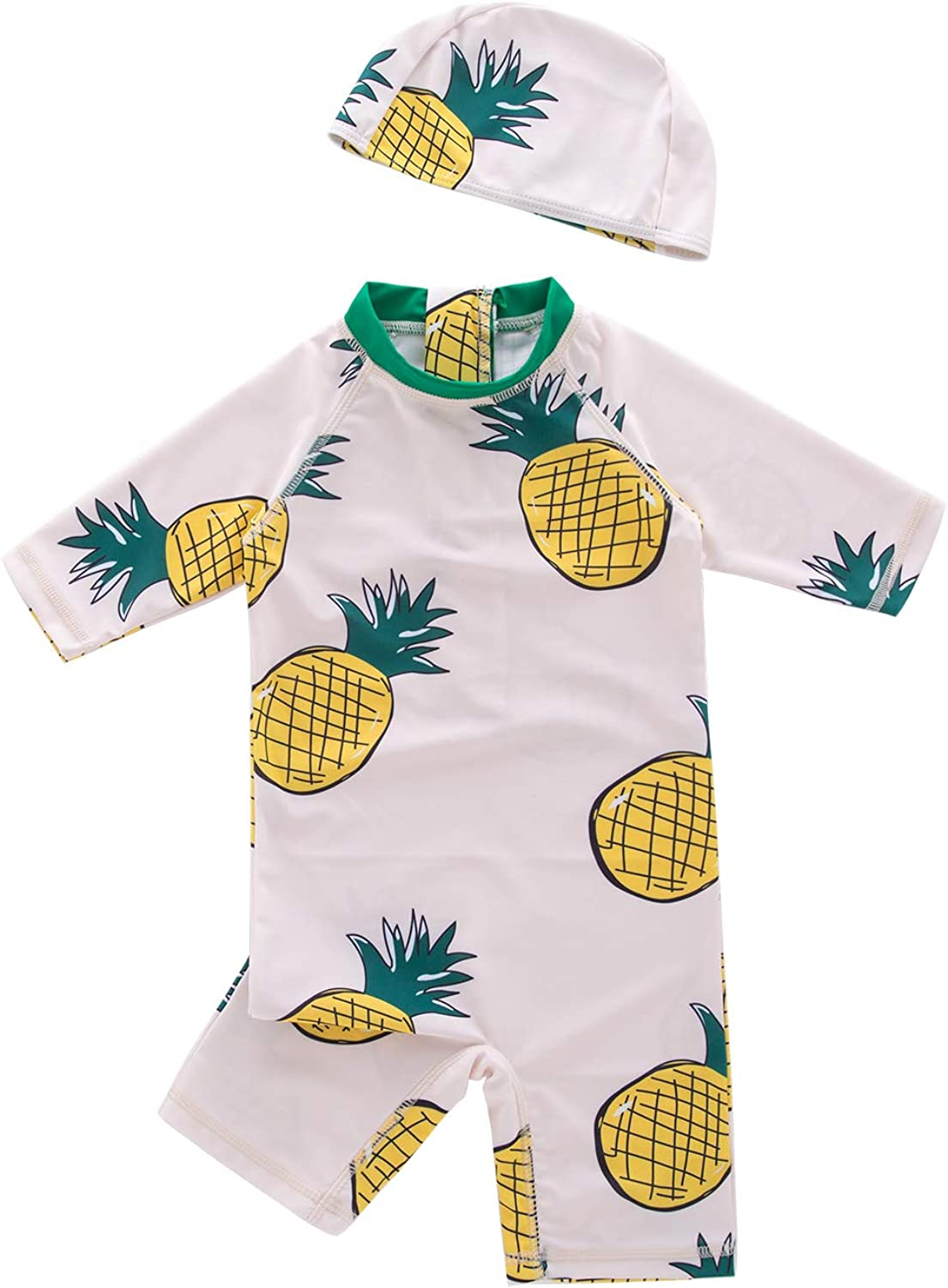 LXKIKMM Baby Toddler Kids Max 66% OFF Boys and Girs Protection Slee Ranking TOP2 Sun Long