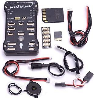 Readytosky Pixhawk PX4 Flight Controller Autopilot PIX 2.4.8 32 Bit Flight Control Board+Safety Switch+Buzzer+I2C Splitter Expand Module+16GB SD Card