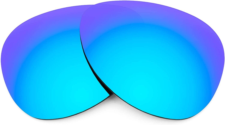 Revant Verres de Rechange pour Oakley Given - Compatibles avec les Lunettes de Soleil Oakley Given Bleu Glacier Mirrorshield - Polarisés