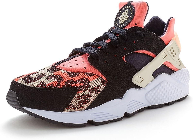 Nike - Air Huarache Huarache Huarache Run PA - Farbe: Rosa-Schwarz-Weiß - Größe: 44.5 B0147IBVPS 13b5d7
