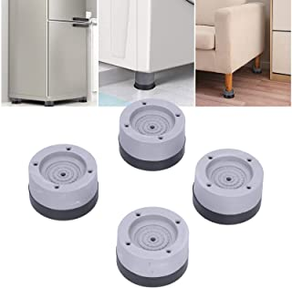 COHU Tampons de Vibration de laveuse, stabilisateur de Machine à Laver Polyvalent Tampon de Machine à Laver Tampon de Supp...