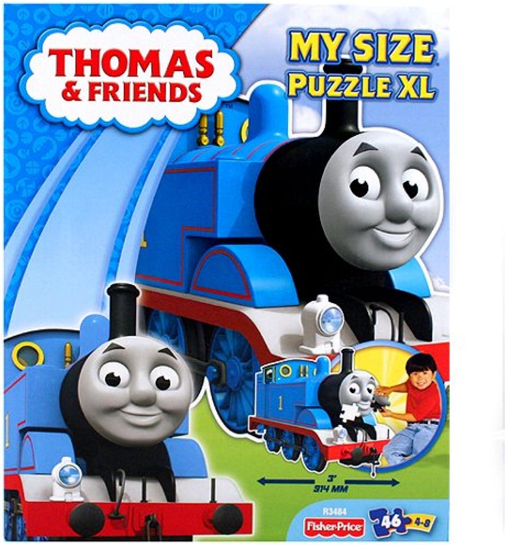Thomas the Tank Engine My Größe Puzzle XL [46 Pieces]