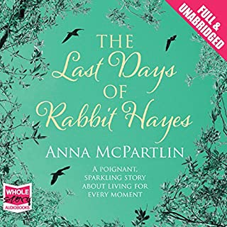 The Last Days of Rabbit Hayes cover art