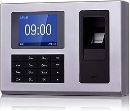 Dfghbn Aanwezigheid Machine Smart Color Screen Vingerafdruk Aanwezigheid Machine Voice Punch Card Machine Vingerafdruk Mac...