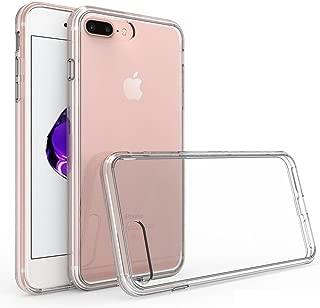 Smarter iPhone 8 Plus Case & iPhone 7 Plus case - Shockproof Transparent Clear case