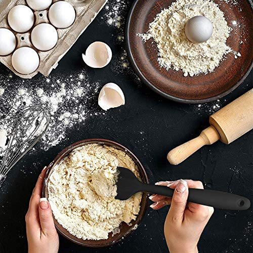 SUNCOON 製菓道具 スパチュラ ヘラ シリコン お菓子作り 耐熱シリコン キッチンツール クッキング器具 台所用品 FDA認証済み 調理 料理 ヘラ ブラシ 料理用シリコンヘラ