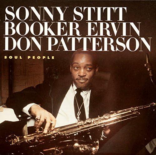 Sonny Stitt, Booker Ervin & Don Patterson