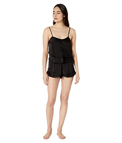BLUEBELLA Annalie Cami and Shorts Set (Black) Women