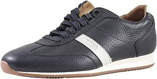 hugo boss leather trainers