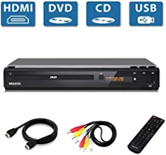 dvd player with coaxial input and hdmi output