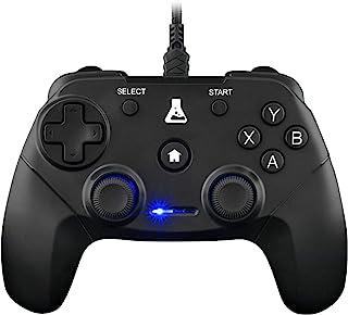 The G-Lab K-Pad Thorium Controller di Gioco PC e Ps3 USB con Cavo - Vibrazione Integrata, Gamepad Game Controller con Cavo...