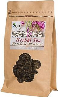 Sayan Ivan Chai Loose Herbal Tea 1.8oz / 50g - Blooming Sally, Body Detox and Cleanse, No Caffeine, Natural...
