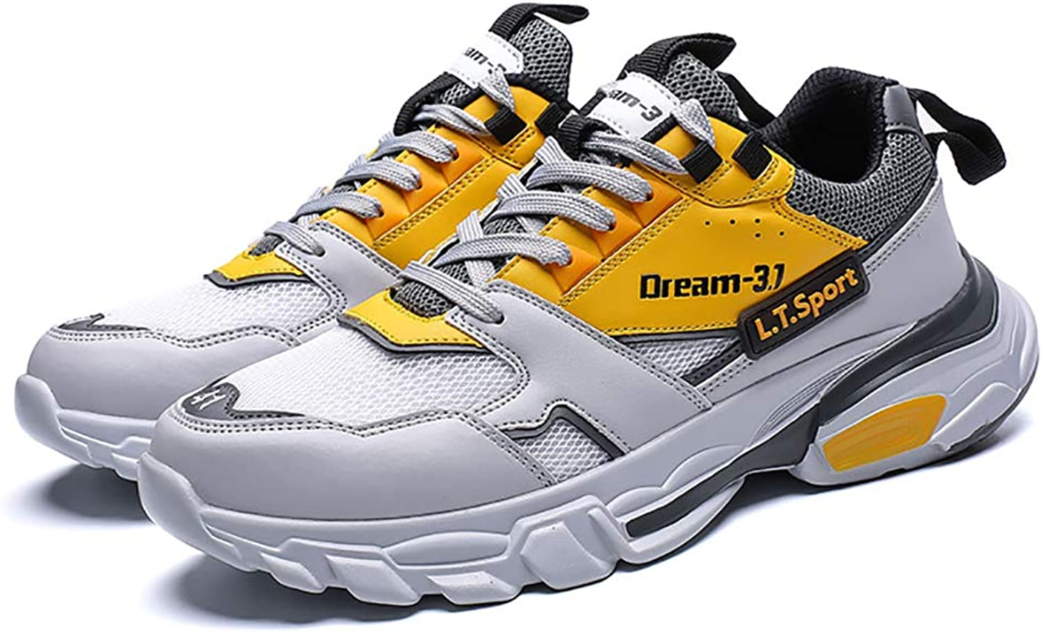Men's shoes Casual shoes White shoes Sneakers shoes Running shoes Students Tide shoes Light Comfortable Spring Summer