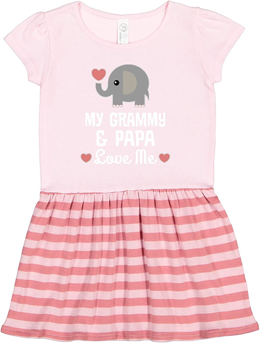 inktastic Grammy and Outlet SALE Papa Love Toddler Grandchild National uniform free shipping Dress Me