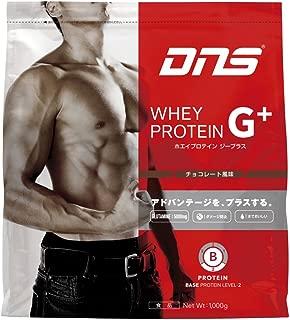 DNS ホエイプロテイン ジープラス チョコレート風味 1000g