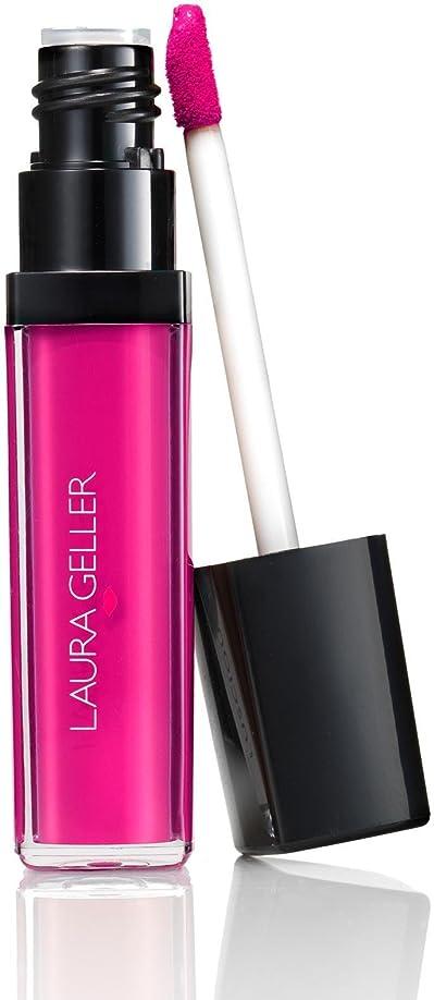 眉をひそめる出席するフォローローラ?ゲラー Luscious Lips Liquid Lipstick - # Fuschia Fever 6ml/0.2oz並行輸入品