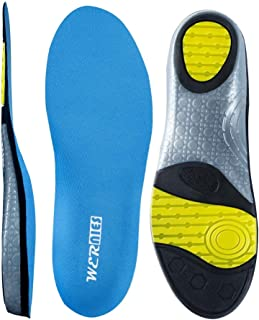 Best arch support insoles for running shoes Reviews