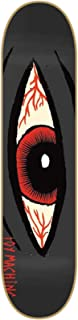 Toy Machine Sect Eye Bloodshot Deck -8.12 Assembled as Complete Skateboard