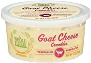 Whole Foods Market Goat Cheese Crumbles, 6 oz