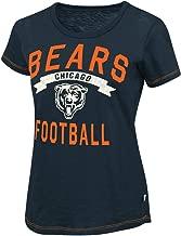 Chicago Bears Women's Scoop Tee Touch