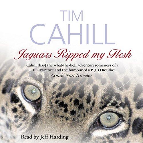 Jaguars Ripped My Flesh audiobook cover art