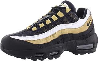 Air Max 95 Og Athletic Unisex Shoes Size Men's 4.5/Women's 6 Black/Metallic Gold